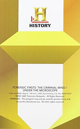 Preisvergleich Produktbild Criminal Mind Under the Microscope [DVD] [Import]