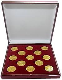 DOCOLASTRA ARRAS DE LA VIDA en color dorado con Estuche incluido, para todas las Bodas y Enlaces.