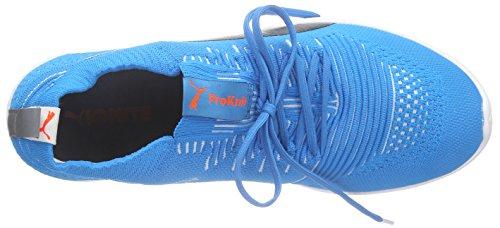 Corre rosso Blau 05 Proknit Uomo Accendere Scarpe Puma bianco Blu atomica Blu Che Scoppio nTwYRPqp