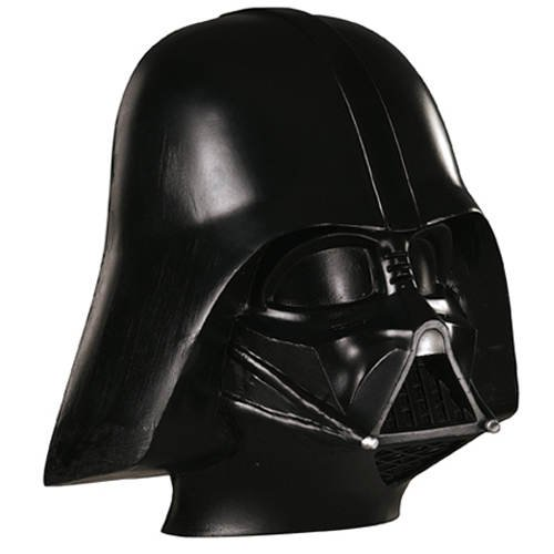 PARTY DISCOUNT KRU33446 Maske Darth Vader für Kinder -