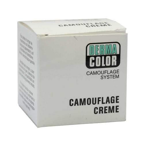 DERMACOLOR Camouflage Creme D4 1/2 25 ml Creme (Camouflage-creme)