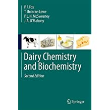 Dairy Chemistry and Biochemistry by P. F. Fox (2015-06-21)
