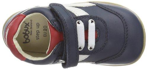 Bobux 460696, Chaussures Bébé marche mixte enfant Bleu - Bleu marine