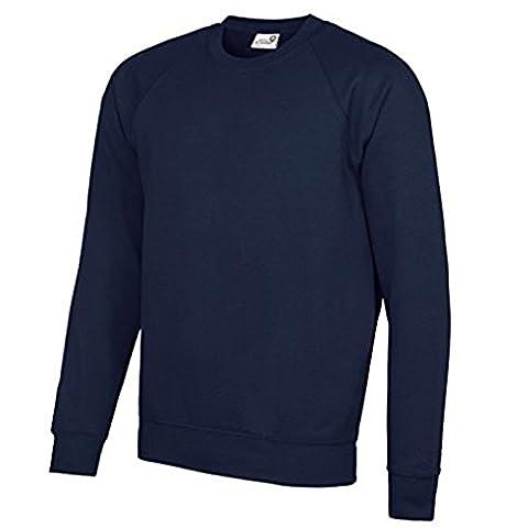 AWDis - Sweat-shirt - Moderne - Homme Academy Navy