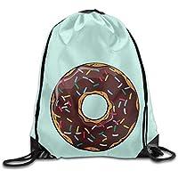 OQUYCZ Tiger Big Face Kids Canvas Bag Summer Bags Drawstring Backpack Japanese