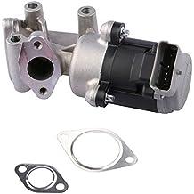 MOSTPLUS Válvula EGR de recirculación de gas de escape lado izquierdo para LR006995 C2C40183 407 607
