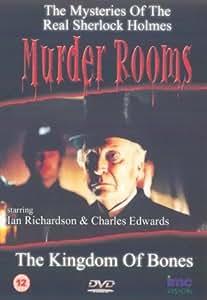 Murder Rooms - The Kingdom Of Bones - The Inspiration behind Sherlock Holmes [DVD]