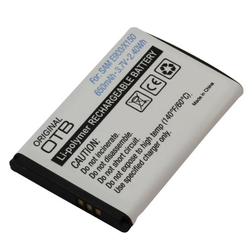 OTB Akku kompatibel zu Samsung SGH-E250/SGH-E900/SGH-X200 Li-Polymer
