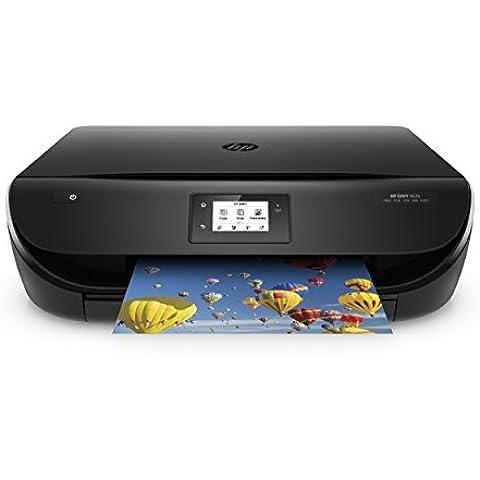 HP ENVY 4525 - Impresora multifunción (inyección de tinta térmica, WiFi, compatible con HP Instant Ink, 600 x 300 DPI, 1200 x 1200 DPI, A4, 210 x 297 mm), negro