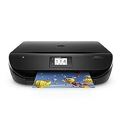 platzsparendes und HP Instant Ink-fähiges Tintenstrahl-Multifunktionsgerät, Auflösung: 4800x1200dpi, 9.5S/min, W-LAN, USB 2.0vielseitiger All-in-One Drucker mit Randlosdruck und Fotodruck in Laborqualtität, drucken von Smartphone oder Tablet, Duplex,...
