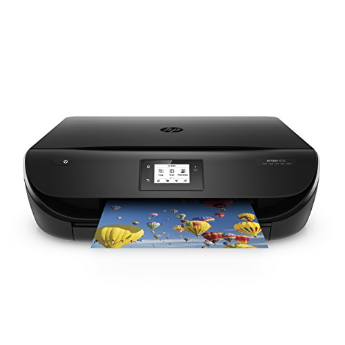 HP ENVY 4525 Multifunktionsdrucker (Instant Ink, Fotodrucker, Scannen, Kopieren, Airprint, Duplex) schwarz - Home Design-software Easy