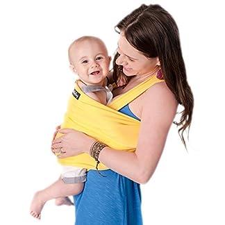 41TX2ZNZtuL. SS324  - 4-in-1CuddleBug manta para bebé Carrier | suave carrito de bebé | bebé sling Carrier | postparto cinturón | Enfermería cubierta | mejor bebé ducha regalo