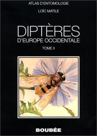 Atlas des diptères, tome 2 par Loïc Matile