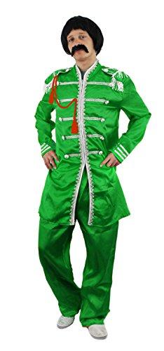 ve Fancy Dress ilfd4018X L Herren 60's Sergeant Kostüme (X-Large) ()