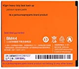 #9: jacksunspareparts Heavy Compatible with BM44 2200mAh Mobile Battery for Xiaomi Redmi 2, 2s, 2 Prime,43gms Weight,(Orange)