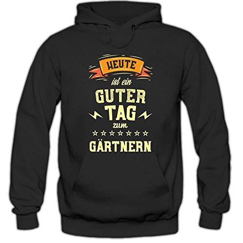 Gärtnern Premium Hoodie | Hobby | Garten | Grüner Daumen | Herren | Kapuzenpullover,...