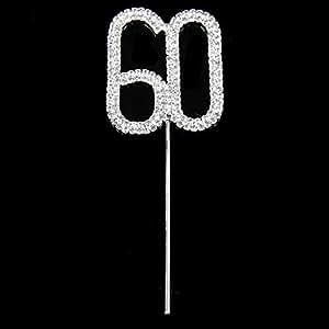 Vktech decorazione con diamanti sintetici per torta di for Cucinare anni 60
