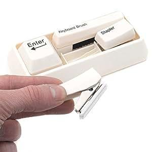 b ro schreibtisch set utensilien set keyboard tastatur mit tacker locher schreibtischset amazon. Black Bedroom Furniture Sets. Home Design Ideas