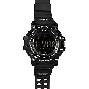 2019 Neue Intelligente Uhr, Multifunktionssportuhr Der MäNner/Frauen/Jungen/des MäDchens,Wasserdichter Bluetooth Smart Watch Pulsmesser Mate FüR Ios Android Y6 Pro