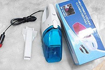 CostMad 12v a bordo Coche Mini Manual manual Portátil Hoover Aspiradora