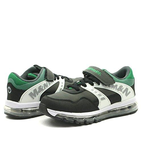 MN911 Murphy&Nye Laceup Shoe Sporty for Boys >      > Chaussures à lacets sport pour garçons Black (noir)
