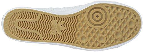 Adidas Matchcourt media (bianco / bianco / bianco) Skate Shoes-8 White