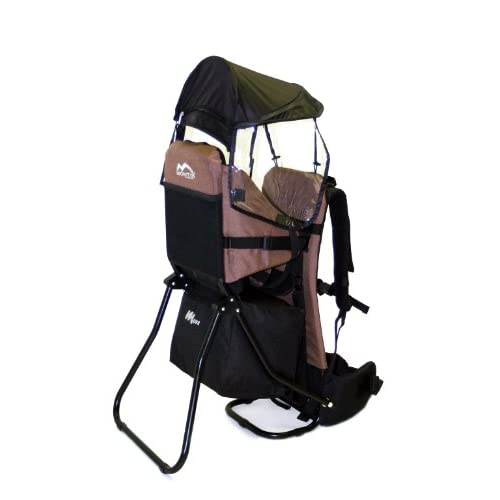41TXBmUClnL. SS500  - MONTIS MOVE, back carrier, child carrier up to 25 kg, 2180 g, BLUE