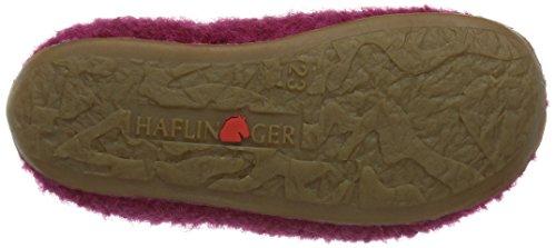 Haflinger Everst Butterfly, Ballerines fermées fille Multicolore - Mehrfarbig (stein / 2)