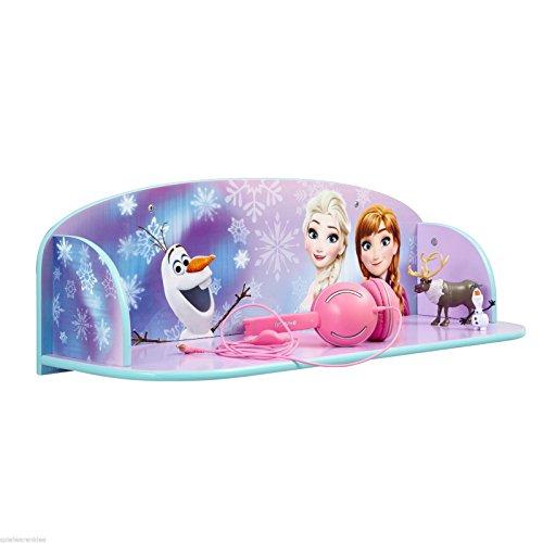 Eiskönigin Regal Bücherregal Ablagefach Kinderregal Disney Frozen Anna Elsa 7744