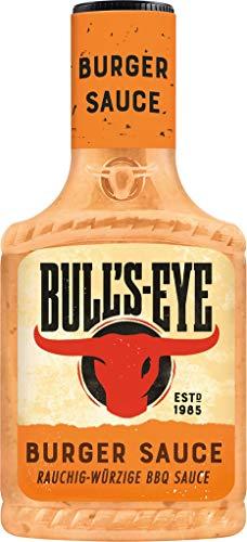 Bull's-Eye - Burger Sauce BBQ-Sauce - - Sauce Grill Heinz