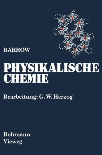 Physikalische Chemie: Gesamtausgabe