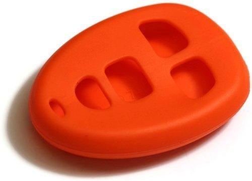 dantegts-naranja-silicona-clave-fob-funda-smart-remote-bolsas-proteccion-clave-cadena-encaja-saturn-
