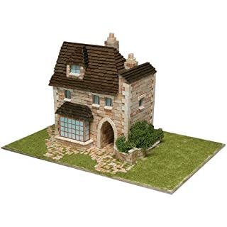 Aedes 1413 English House Model Kit, 31 x 26 x 5 cm, Multi-Color