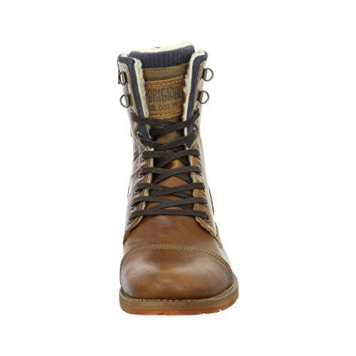 Bullboxer Herrenstiefel/ Boots Braun