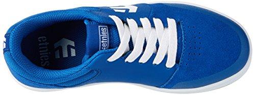 Etnies Unisex-Kinder Kids Marana Low-Top Blau (Blue/White/Gum)