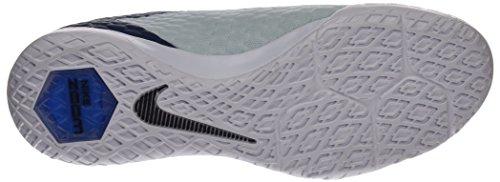 Nike Hypervenomx Finale Ii Ic, Chaussures de Football Homme Bleu (Photo Blue/black-blue Tint-white-white)