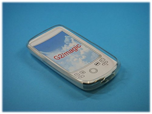 Back Case Cover/Backcase/Backcover/Handy Tasche - Handytasche für HTC Magic/T-Mobile G2/Google G2 transparent (Htc Handy Tmobile G2)