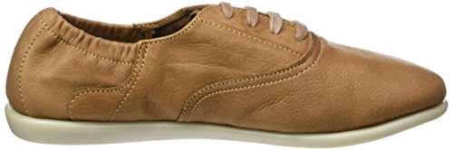 Softinos Ver362sof Washed, Brogues Femme Marron