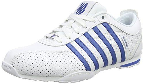 k-swiss-arvee-15-perf-herren-sneakers-weiss-white-brunner-blue-gull-gray-40-eu-65-herren-uk