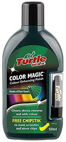 Turtle Wax 70-037 Color Magic Plus, Green, 500 ml
