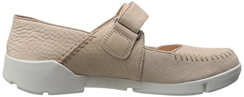 Clarks Tri Amanda, Mocassins femme Rose (Light Pink)