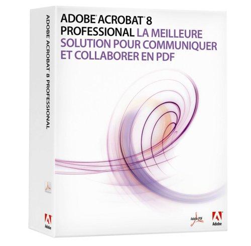 Adobe Acrobat 8 Professional französisch