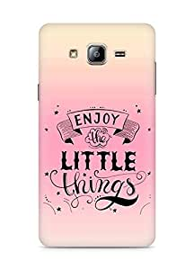 AMEZ enjoy the little things 2 Back Cover For Samsung Galaxy ON5