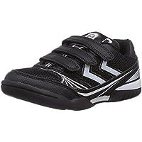 Hummel HUMMEL ROOT JR VELCRO - Zapatillas deportivas para interior de material sintético Niños^Niñas
