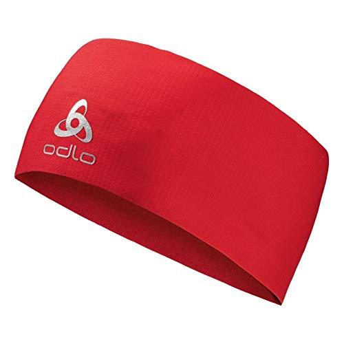 Odlo Headband Move Light Stirnband, Chinese red