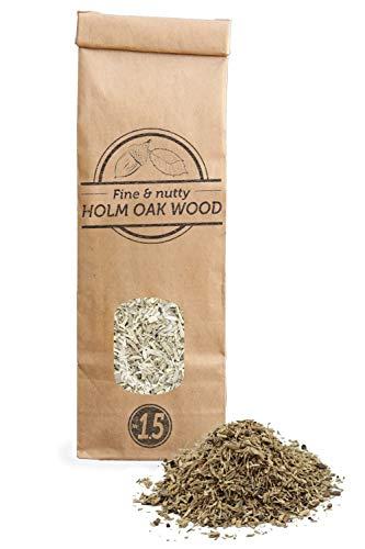 Smokey Olive Wood 300mL virutas Madera encina Barbacoa