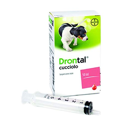 CentroVete Bayer Vermifugo antiparassitario per Cucciolo - combatte i Principali parassiti intestinali