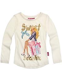 Barbie Langarmshirt creme (116)