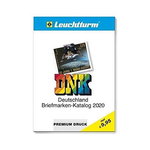 DNK Deutschland Briefmarken-Katalog 2020: Deutschland seit 1849, Ausgabe 2020