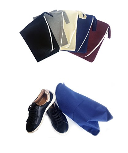 kamiustore - Portatrajes de viaje beige Blu, beige, bordeaux, nero, grigio
